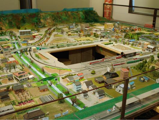 黒野駅ミュージアム・レールパークイメージ